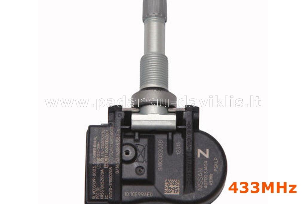 Tpms Sensor Nissan Infiniti 407003ja0b 407003ja0a