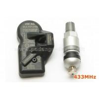 Used TPMS Sensor Volkswagen 3AA907275, 3AA907275B, 3AA907275D, 3AA907275F, RDE013, 4011