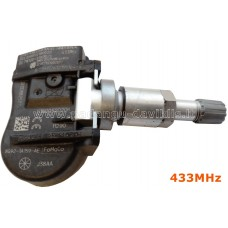 Б/у TPMS датчик Ford / Jaguar / Land Rover / Volvo 8G92-1A159-AE, 8G921A159-AE, S180052020, S180052050, 4021, 4023, 4070, 31302096, 31341171