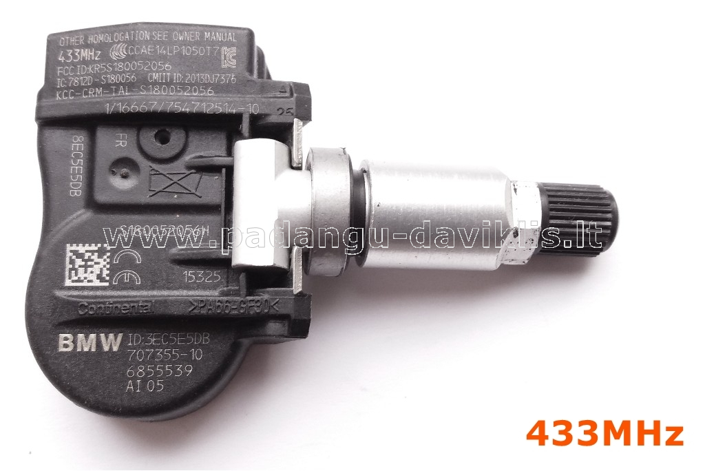 Tpms Alpina Bmw Mini A2c9743250080 A2c3796640100