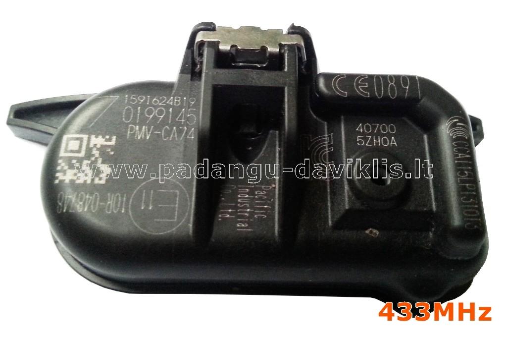 TPMS Nissan 40700-5ZH0A, A4709057800, PMV-CA74, 4115