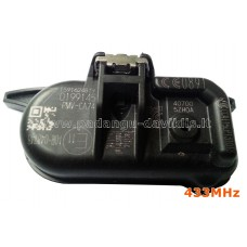 Б/у TPMS датчик Mercedes-Benz /  Nissan / Renault 40700-5ZH0A, A4709057800, PMV-CA74, 4115