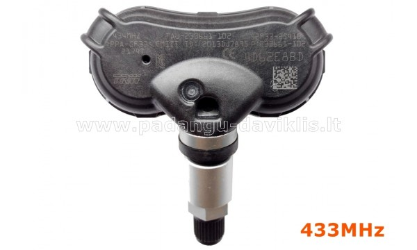Naudotas TPMS daviklis Hyundai / Kia  52933-2S410, 52933-2S400, RDE029, 4062