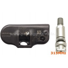 Б/у TPMS датчик Chrysler / Dodge 5127335AB, 5127335AD, 5127335AE, 04727392AB, 20335