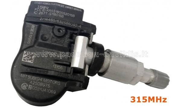 Б/у TPMS датчик Mitsubishi  4250B975, 001YUA1069, S180052027