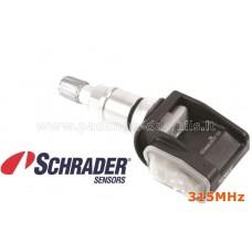 Naujas TPMS Schrader EZ-sensor® Clamp-in 315/433 MHz USA programuojamas daviklis