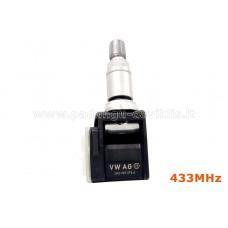 Naudotas TPMS daviklis Volkswagen 2N0907251, 2N0907251A, 2N0907275A, 2N0907275, 3108