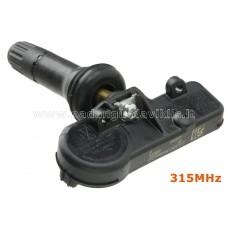 Naujas TPMS Schrader Snap-in GEN4 type 315Mhz Programmable NON-WAL EZ-sensor® USA programuojamas daviklis 3200, 33000