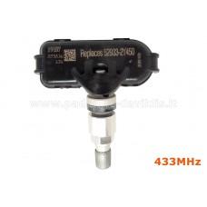 Naujas TPMS daviklis Kia/ Hyundai  52933-2Y450, 4051