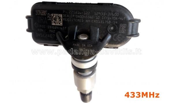 Naudotas TPMS daviklis Hyundai / Kia  52933-3V600, 4078