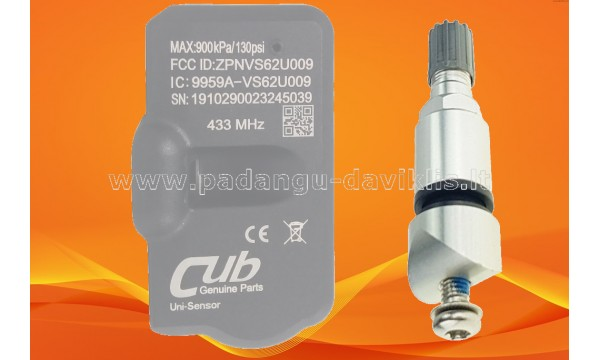 Naujas TPMS Ventilis CUB VS-69V008EH Tipo