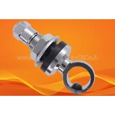 Naujas TPMS ventilio adapteris Forged tipo ratlankiams